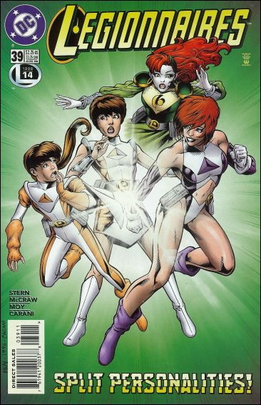 Legionnaires 39-A by DC