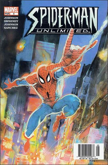 Spider-Man Unlimited (2004) 5-A by Marvel