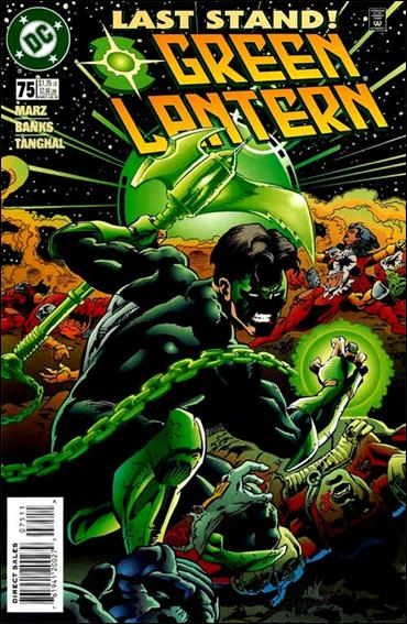 Green Lantern (1990) 75-A by DC
