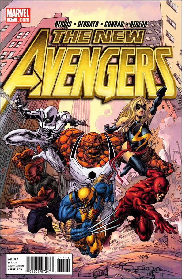New Avengers (2010) 17-A by Marvel