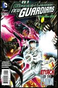 Green Lantern: New Guardians  33-A