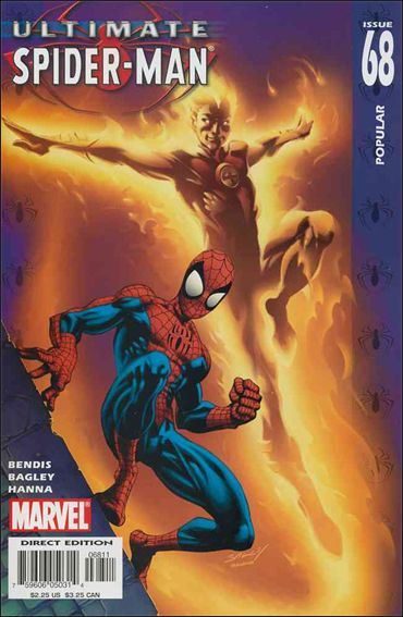 Ultimate Spider-Man (2000) 68-A by Marvel