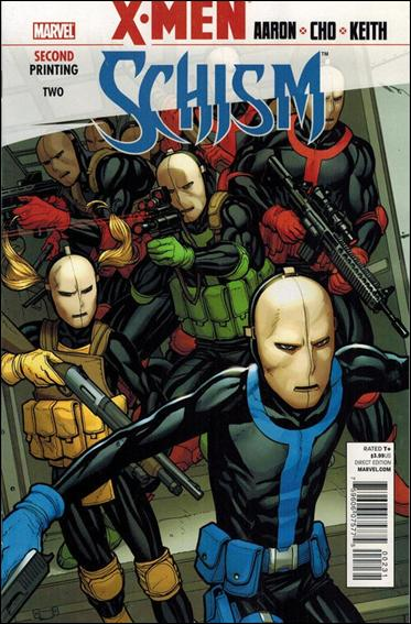 X-Men: Schism 2-C by Marvel