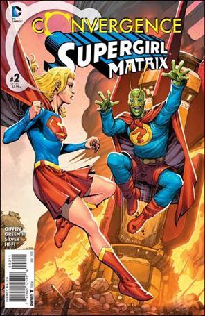 Convergence Supergirl: Matrix 2-A