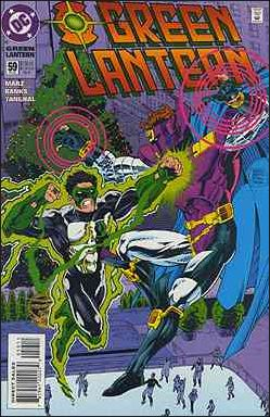 Green Lantern (1990) 59-A by DC