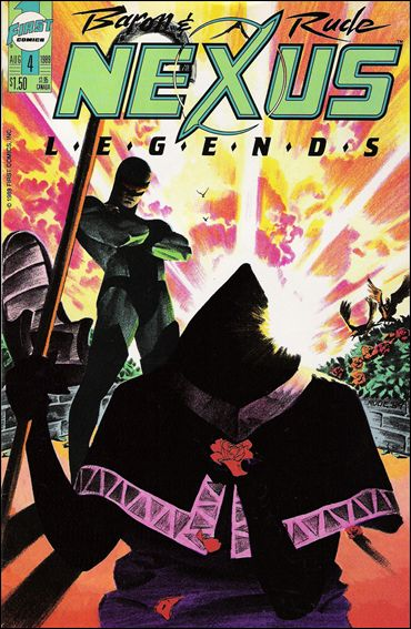 Nexus Legends 4-A by First