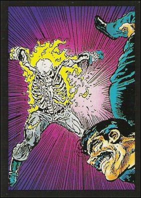 Ghost Rider II (Base Set)  27-A by Comic Images