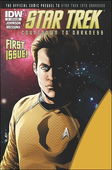Star Trek: Countdown to Darkness 1-C by IDW