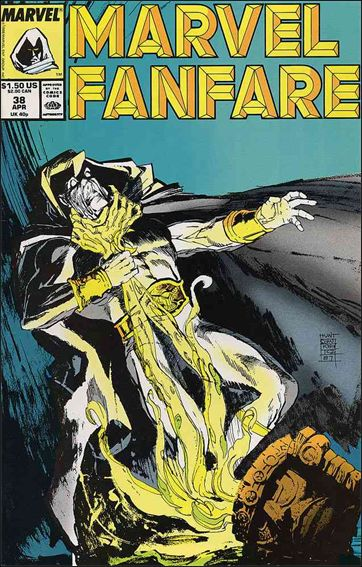 Marvel Fanfare (1982) 38-A by Marvel