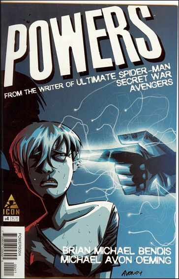 Powers (2004) 4-A by Icon