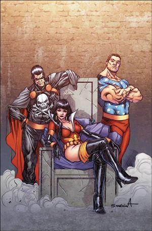 Vampirella: The Dark Powers 5-O