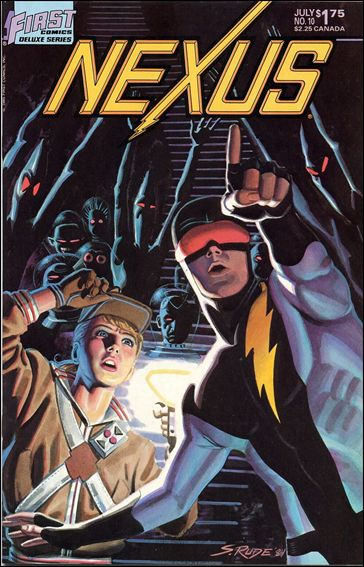Nexus (1985) 10-A by First