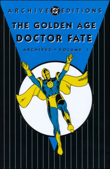 Golden Age Doctor Fate Archives 1-A by DC