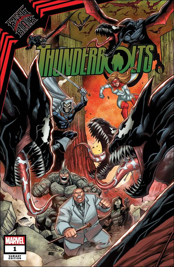 King in Black: Thunderbolts 1-B by Marvel