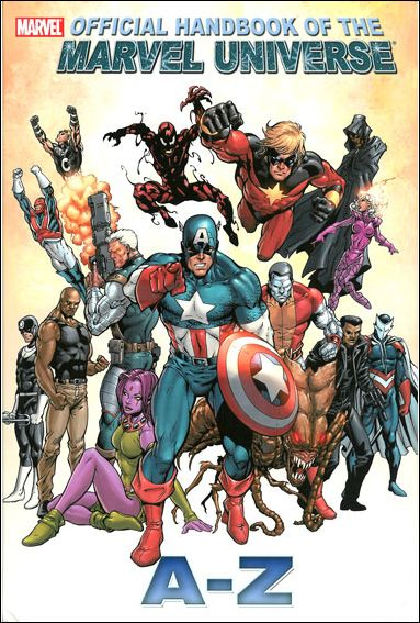 Official Handbook of the Marvel Universe A to Z 2-A by Marvel