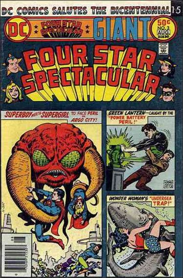 Four Star Spectacular 3-A by DC