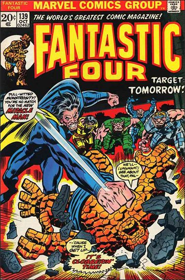 Fantastic Four (1961) 139-A by Marvel