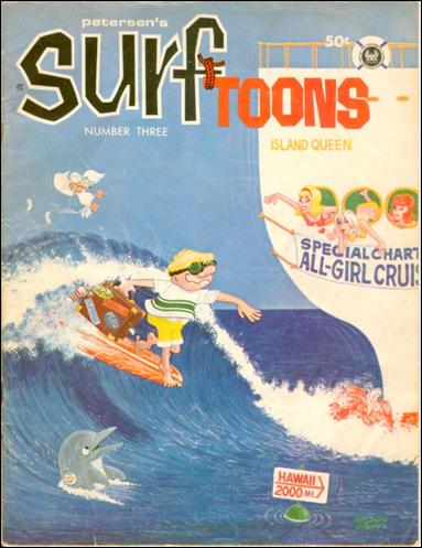 SURFtoons 3-A by Peterson