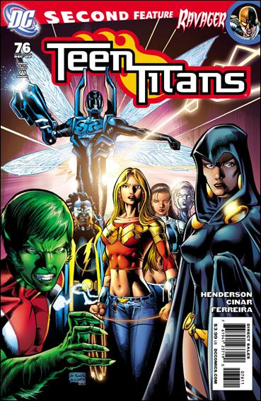 Teen Titans (2003) 76-A by DC