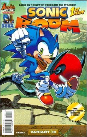 Sonic Boom 1-E