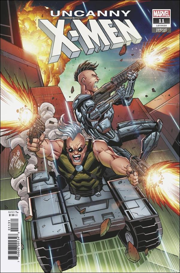 Uncanny X-Men (2019) 11-E by Marvel