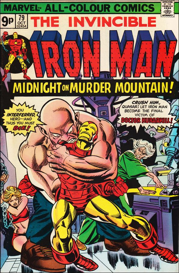 Iron Man (1968) 79-B by Marvel
