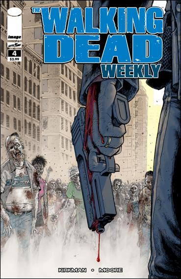 Walking Dead Weekly 4-A by Skybound Entertainment