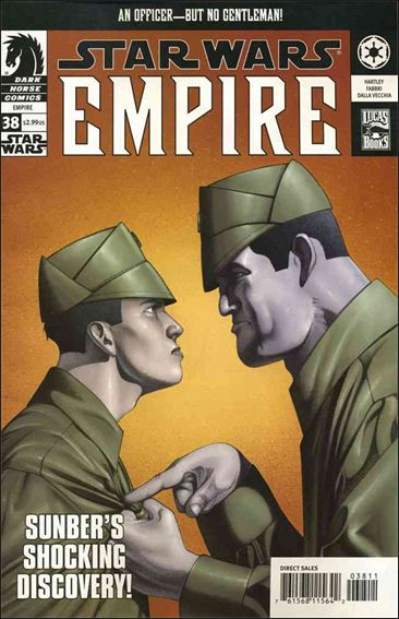 Star Wars: Empire 38-A by Dark Horse