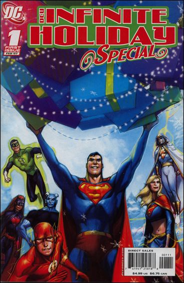 DCU Infinite Holiday Special 1-A by DC