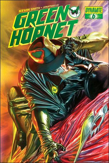 Green Hornet (2010) 6-A by Dynamite Entertainment
