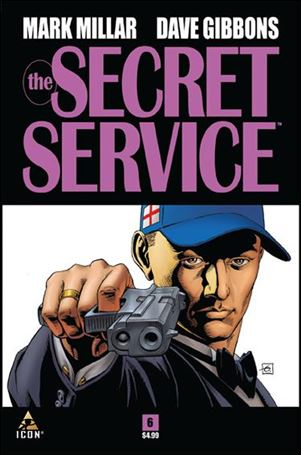 Secret Service 6-A