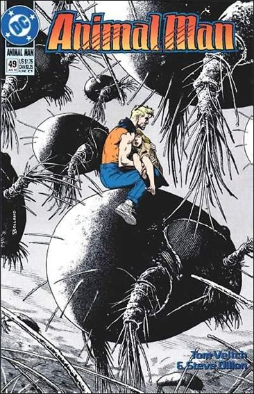 Animal Man (1988) 49-A by Vertigo