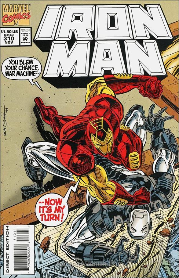 Iron Man (1968) 310-C by Marvel
