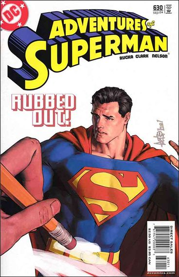 Adventures of Superman (1987) 630-A by DC