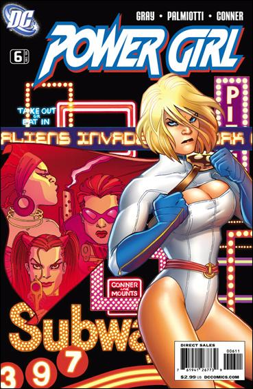 Power Girl (2009) 6-A by DC