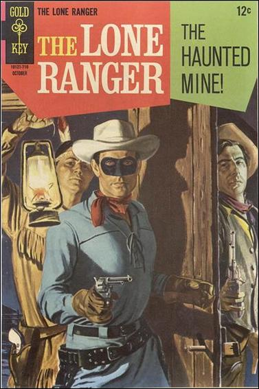 Lone Ranger (1964) 8-A by Gold Key