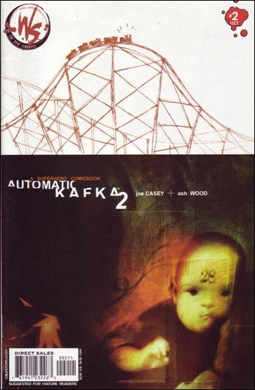 Automatic Kafka 2-A by WildStorm
