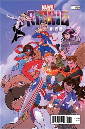 Marvel Rising: Alpha 1-C