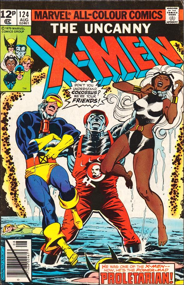 X-Men (1963) 124-B by Marvel