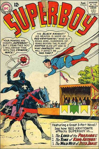 Superboy (1949) 103-A by DC