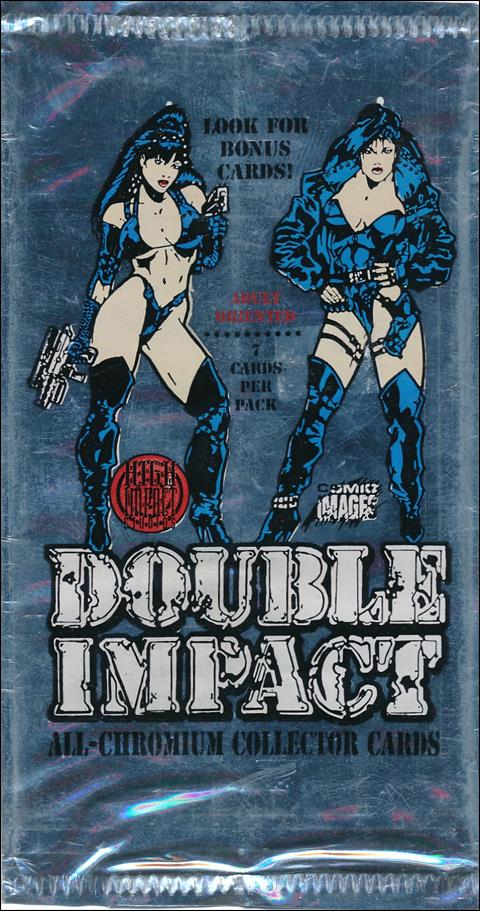 Double Impact 2-A by Comic Images