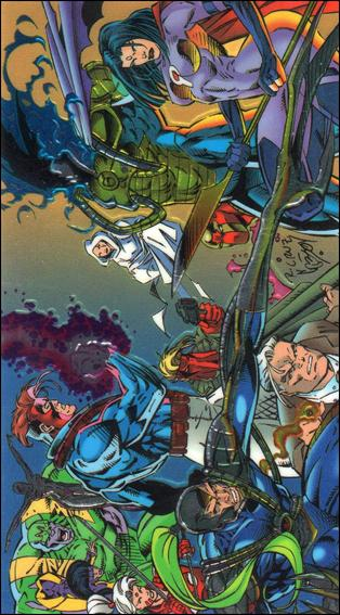WildC.A.T.s '94 (Base Set) 90-A by WildStorm