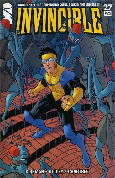 Invincible 27-A by Image