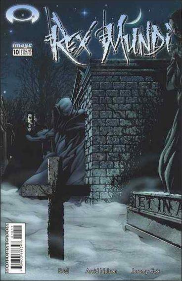 Rex Mundi (2002) 10-A by Image