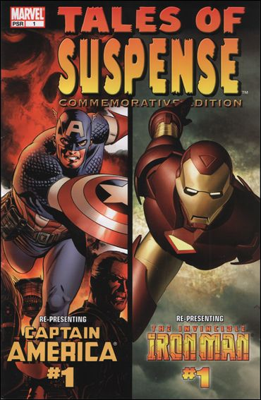 Tales of Suspense: Captain America & Iron Man 1-A by Marvel