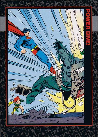 Doomsday: The Death of Superman (Base Set) 41-A by SkyBox