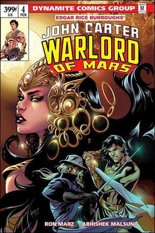 John Carter: Warlord of Mars (2014) 4-C