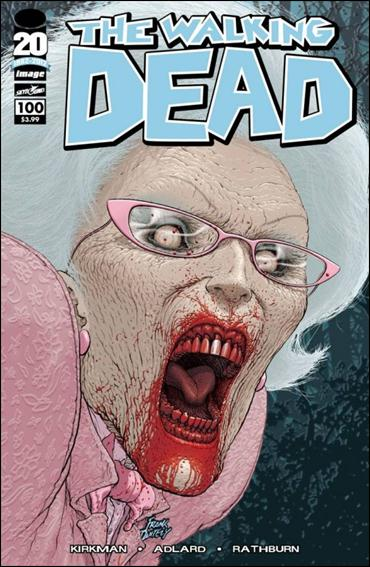 Walking Dead (2003) 100-C by Skybound Entertainment