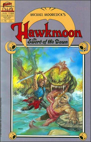 Hawkmoon: The Sword of the Dawn 3-A by First