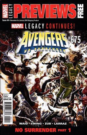 Marvel Previews (2017) 4-A